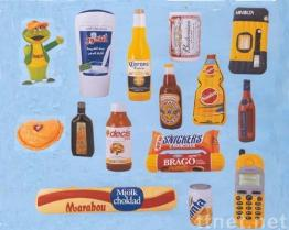 PVC Inflatable Items (with customer's design)