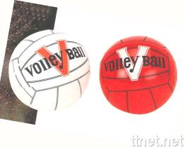 Phthalate het Vrije Opblaasbare Volleyball van pvc