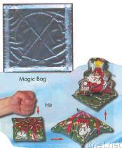 Ballon automatique métallique avec le sac de clinquant (sac magique)