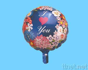 Mylar Helium Balloon