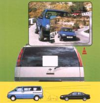 Decorazioni interne ed accessori dell'automobile