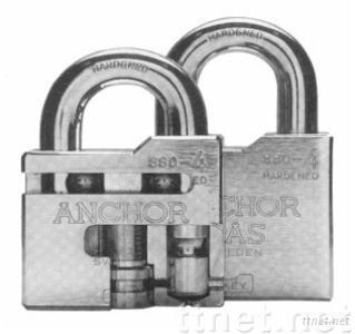 Rekeyable Security Padlocks