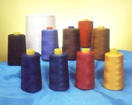 100% Spun Ployester Sewing Thread
