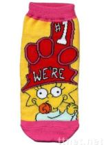 OEM Simpsons Lady's Sock