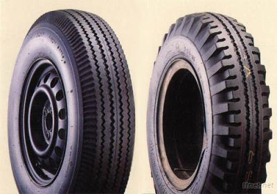 Tires (Tube Type and Tubeless Type)