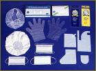Medical Mask, Sanitray Gloves and PP/PE Product