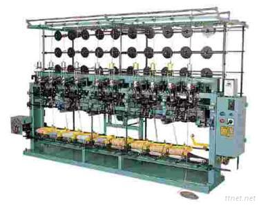 Automatic Golden Band Knitting Machine