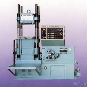 CN Type One Cycle Automatic Compression Molding Machine