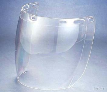 Injection Industrial Face Shield