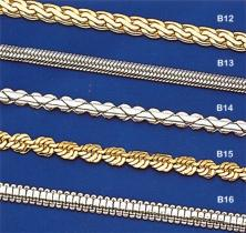 宝石類のための鎖