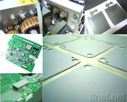 Elektrizitäts-/Hitzeinduktion u. Kühlkörper-Materialien