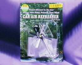 De Verfrissing van de lucht voor de Opening van de Lucht van de Auto (met Flits)