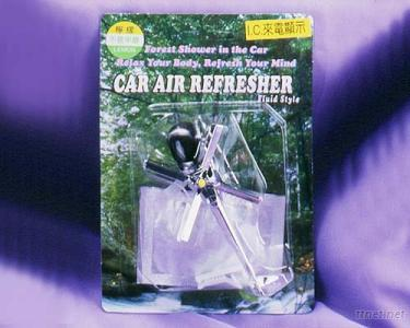 Air Freshener for Car Air Vent (with Flash)