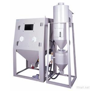 Pressure Type Sand Blasting Machine