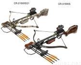 Jaguar Wood Crossbow