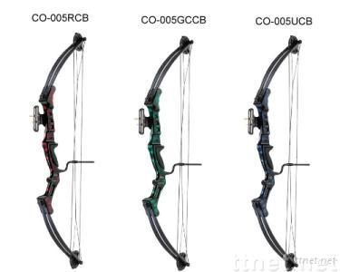 Twin Cam Compound Bow