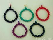 Glass Bead 8mm Bracelet