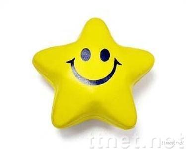 Foamed Smiling Star