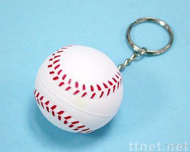 Keychain-Baseball