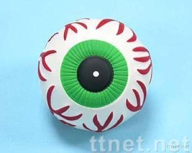 Foamed Eye Ball