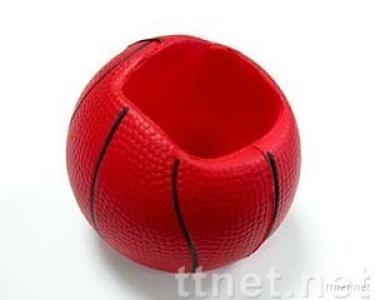 Cellular Phone Holder-Basketball