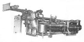 高温およびPressueの染まる機械