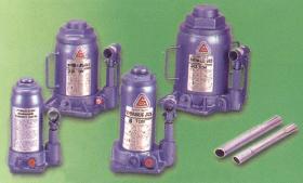 De hydraulische Hefboom van de Fles