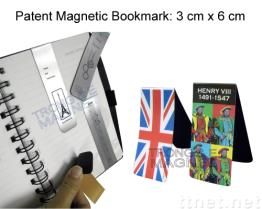Magnetic Bookmark