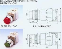 Illuminated Push Button Switches