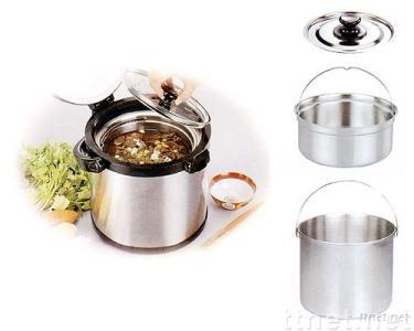 Indoor/Outdoor/Portable Multi-functional Thermo-pot