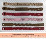 Handwork weeft Armbanden