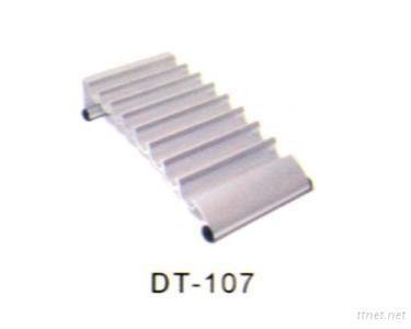 Aluminum CD Holder