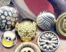 ABS Plated Buttons