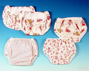 PVC Baby Pants