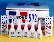 Cyanoacrylate Adhesive (Super Glue)
