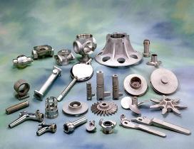 Casted Produkte und maschinell bearbeitete Produkte