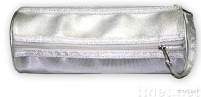 Silver Mesh Pouch