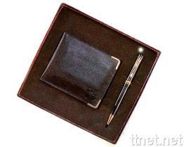 지갑 & 펜