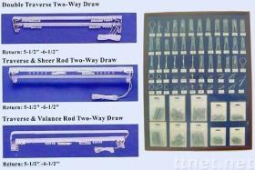 Traverse Rod