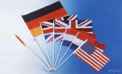 Retractable Flags