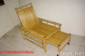 대나무 여가 의자