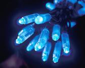 LEDの木ライト