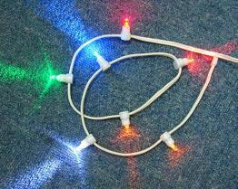 LED 벨트 빛