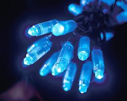 LED 나무 빛