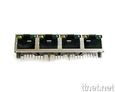 Modular PCB Jack