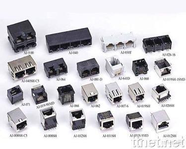 Modular PCB Jack Series