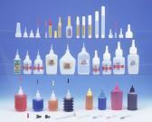 Refile Tinten-Flasche der Tinten-Patrone