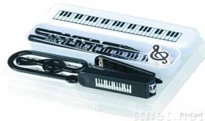 Music Stationery Set