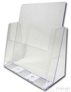1-Tier Literature Holder-A4