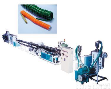 PU/Nylon/FEP Tube Making Machine